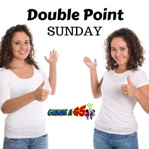 double-point-sunday